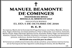 Manuel Beamonte de Cominges